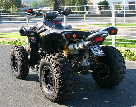 Autoscout Quad Atv by Quad Can Am 800 Renegade Usato