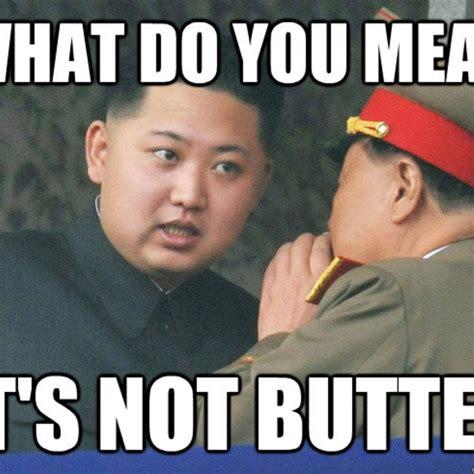 Meme Exles - kim jong un hurls more threats
