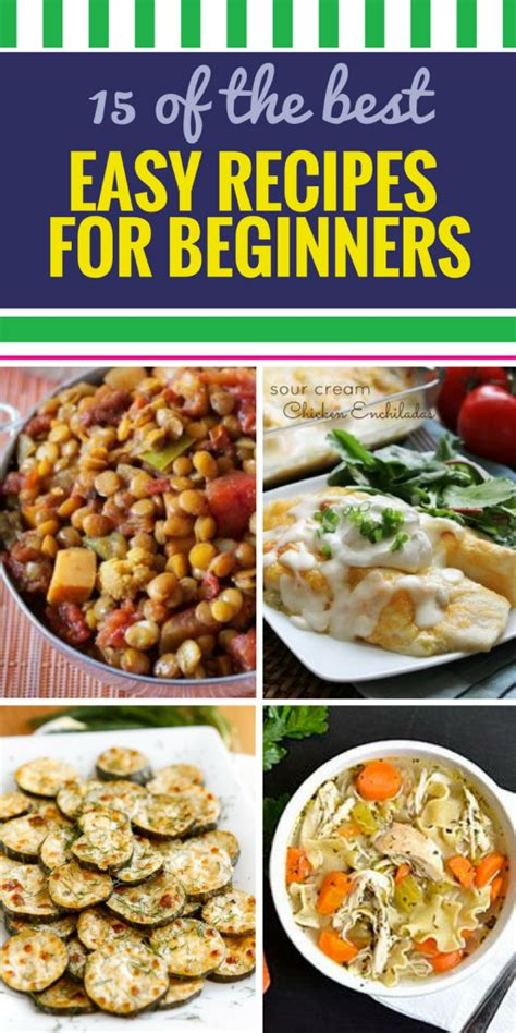 easy recipes for starters at a dinner desserts 5 9 my and