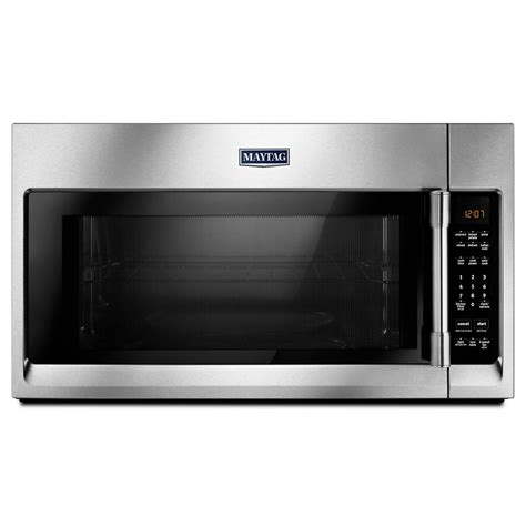 maytag 30 in w 2 0 cu ft the range microwave