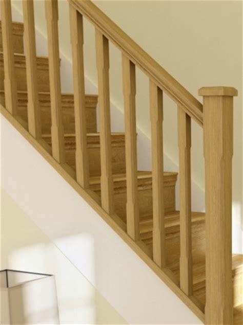 staircase banister kits stair refurbishment kits update your stairs 2017 uk shawstairs