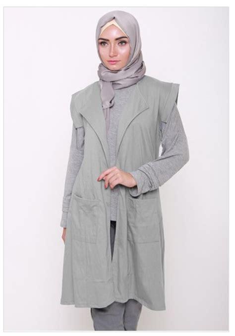 contoh foto baju muslim modern terbaru 2016 gambar baju muslim wanita keren model casual 2016