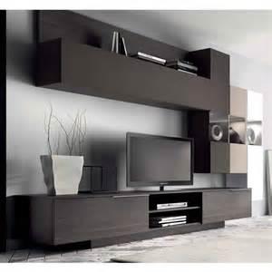 meuble tv mural design laque artzein
