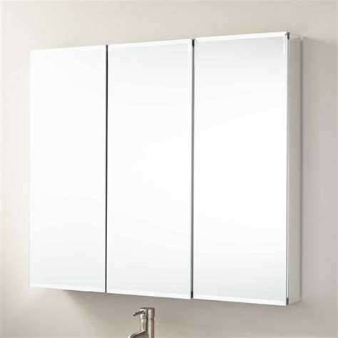 frameless mirrored medicine cabinet 36 quot longview surface mount medicine cabinet medicine