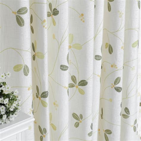 Living Room Curtains Country Style Beautiful Floral Country Style Living Room Curtains