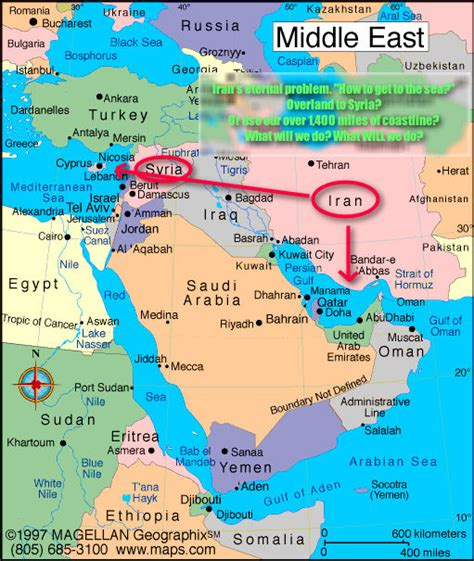 map iran syria op ed syria is iran s route to the sea someone get the