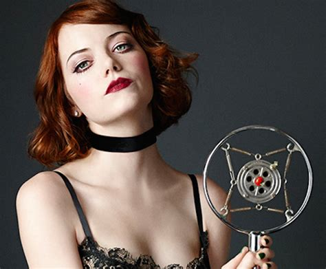 emma stone in cabaret emma stone in cabaret and other famous sally bowles
