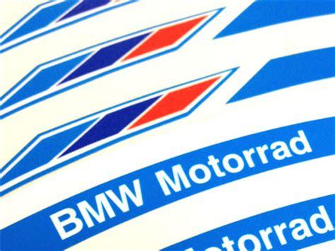 Bmw Motorrad Decal Sticker by Bmw Motorrad Stripe Decal Set