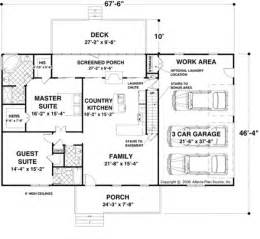 1500 sf house plans country style house plan 2 beds 2 5 baths 1500 sq ft plan 56 621