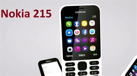 Microsoft Nokia 215 microsoft nokia 215 dual sim review specs price gse mobiles