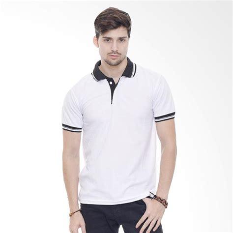 Sepatu Simple Polos Slk 15 jual daily deals jfashion kaos polo pria basic simpel elegan putih harga kualitas
