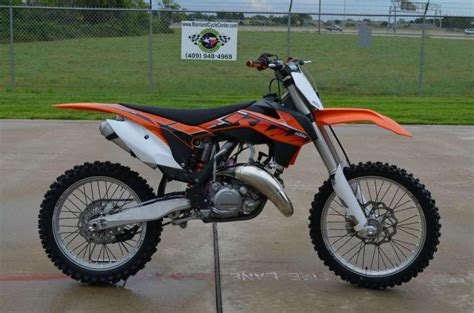 150 motocross bikes for 2014 ktm 150 sx dirt bike for sale on 2040 motos