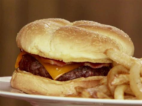 cheeseburger recipe perfect bacon cheeseburgers recipe ree drummond food