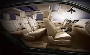 Infiniti Qx60 Interior Car And Driver