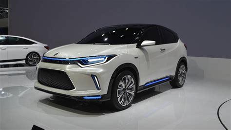 crossover honda honda everus electric crossover signals automaker s shift