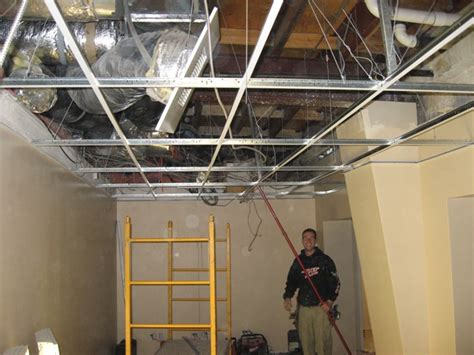 Tbar Ceiling by Basement Development Associated Costs Page 3 Calgarypuck Forums The Unofficial Calgary