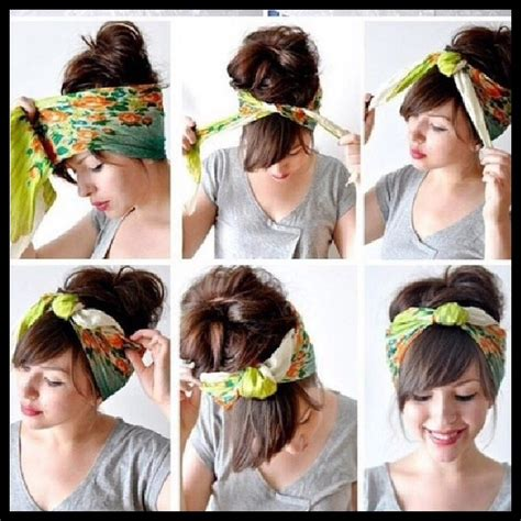 how to wear a scarf trusper
