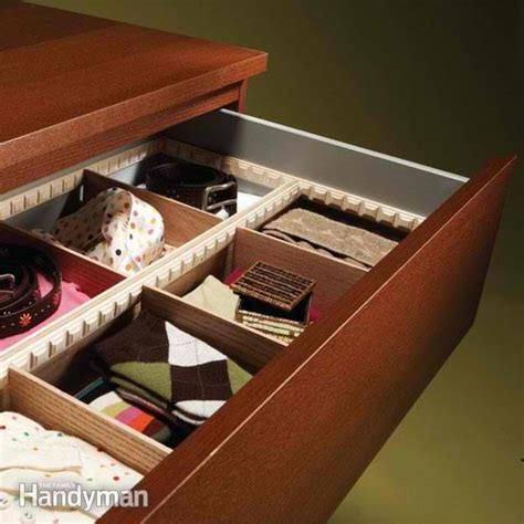 diy drawer organizer nifty diy drawer dividers ideas diy projects craft ideas how