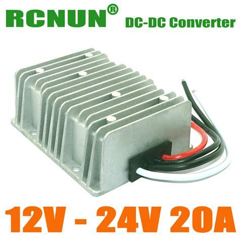 Dc Step Converter 24 Volt To 12 Volt 5 Ere rcnun step up dc dc converter 12 volt to 24 volt 20 s
