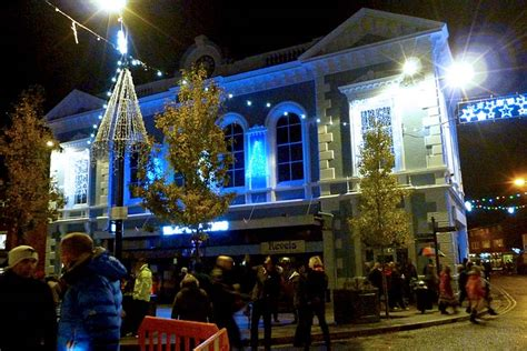 newport lights newport lights switch on 30 november 2018