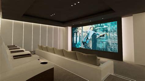 The Room Screening Luxurious 9 Bedroom Home With Indoor Outdoor Pools