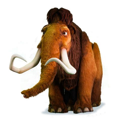 wooly mammoth ice age manny the woolly mammoth voiced by ray romano from ice