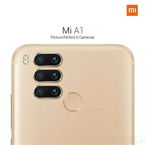 Terbaru Xiaomi Mi A1 Xiaomi Mia1 Hardcase Xiaomi Mi A1 bikin heboh xiaomi memperkenalkan mi a1 terbaru dengan 6 kamera berbagi teknologi