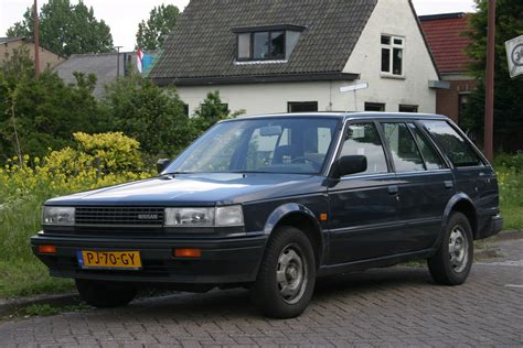 nissan bluebird nissan bluebird 2 0 d photos and comments www picautos com
