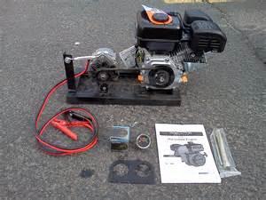 Car Engine Electric Generator Micro Steam Turbine Electric Generator