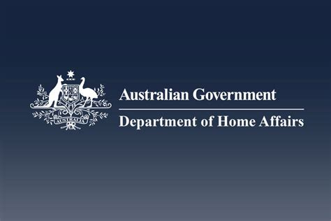 important notice newly formed department of home affairs