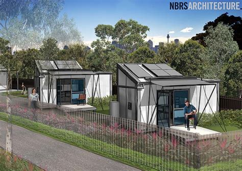 tiny homes on foundations australia s first tiny home project approved for nsw