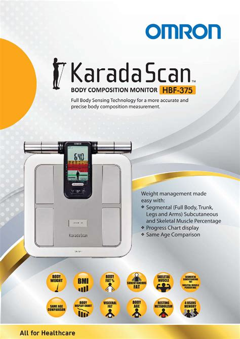 Omron Karada Scan Hbf 214 Composition Monitor Berkualitas karada 183 omron omron karada scan toupeenseen部落格