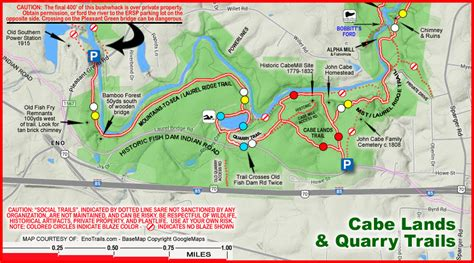 american tobacco trail map hiking with a bald white eno river state park