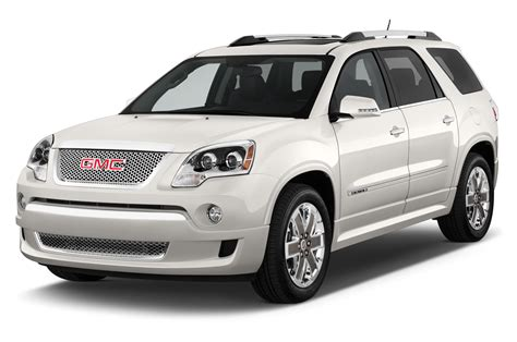 gmc 2012 acadia 2012 gmc acadia reviews and rating motor trend