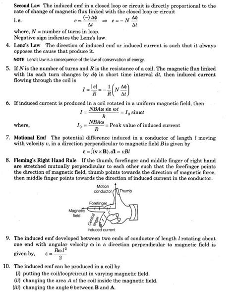 electromagnetic induction research paper important questions for cbse class 12 physics electromagnetic induction laws