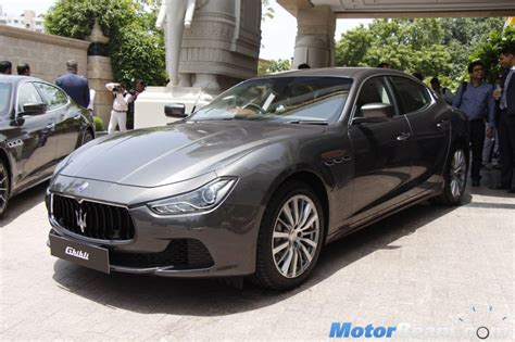 Maserati India by Maserati To Open Showroom In Mumbai Soon Pictures