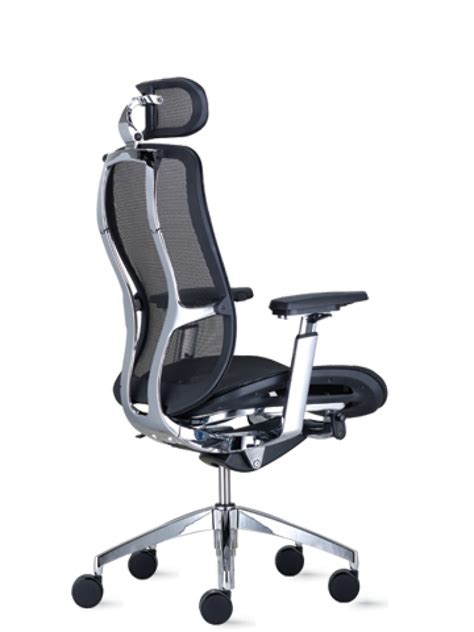Headrest For Office Chair by Vesta Modern Ergonomic Office Chair With Headrest