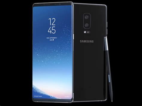 samsung galaxy note 8 specs and price are out ahead of august 23 launch gizbot news