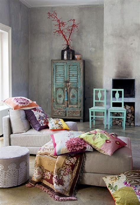 decorating cement walls cool concrete interior design ls plus
