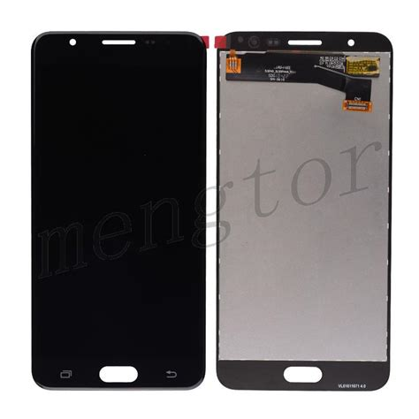 011351 Lcd Touchscreen Samsung J7 Black Org 1 lcd screen display with digitizer touch panel assembly for samsung galaxy j7 prime