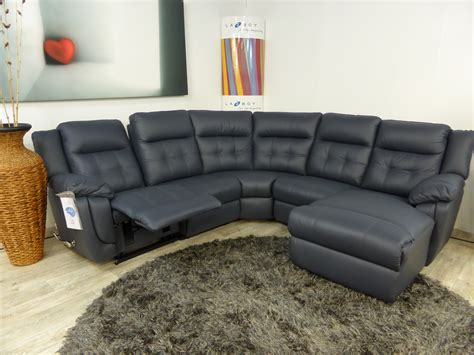 la z boy chaise sofa la z boy yorker reclining chaise corner sofa pacific leather furnimax brands outlet
