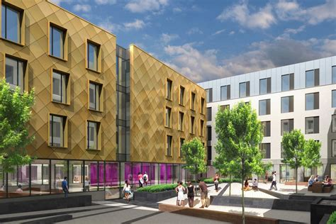 appartments aberdeen aberdeen student housing duo win planning consent january 2017 news architecture in