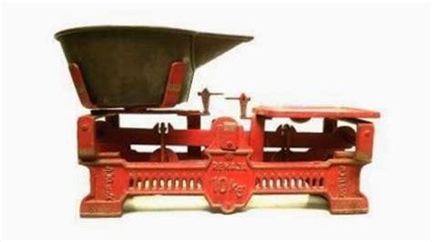 Timbangan Tembor studio antique timbangan bebek timbangan kodok 10 kg remadja 14129 ixi exenk