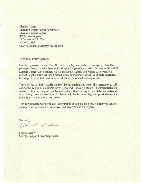letter of recommendation lovely words to use in recommendation