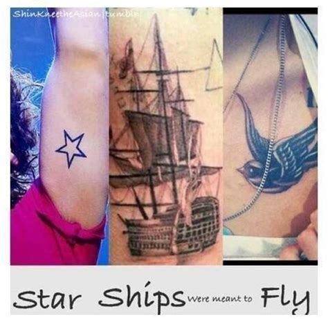 harry styles ship tattoo 106 best 1d tattoos images on harry edward