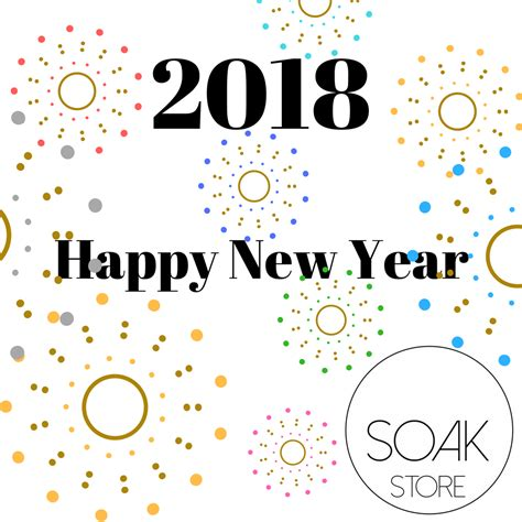Happy New Year From Calliope Boutique by New Year Soak Store