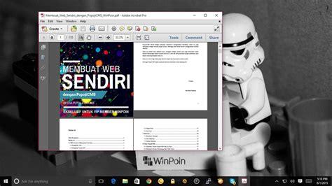 Membuat Web Sendiri Dengan Popojicms | download vip ebook belajar membuat web sendiri dengan
