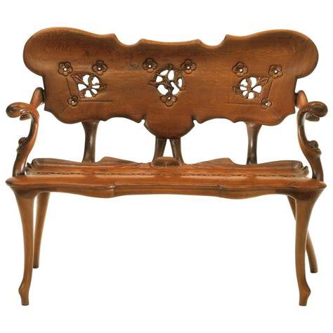 gaudi bench antonio gaudi calvet bench for sale at 1stdibs