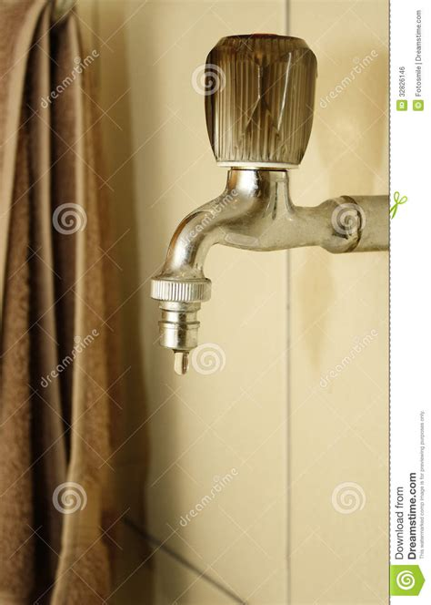 Free Faucet Leaking by Leaky Faucet Royalty Free Stock Image Image 32826146