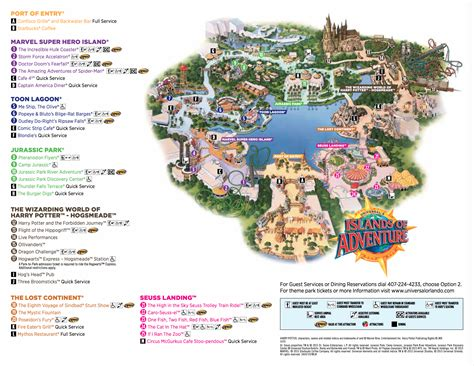 Bbq Islands by Behind The Thrills Islands Of Adventure